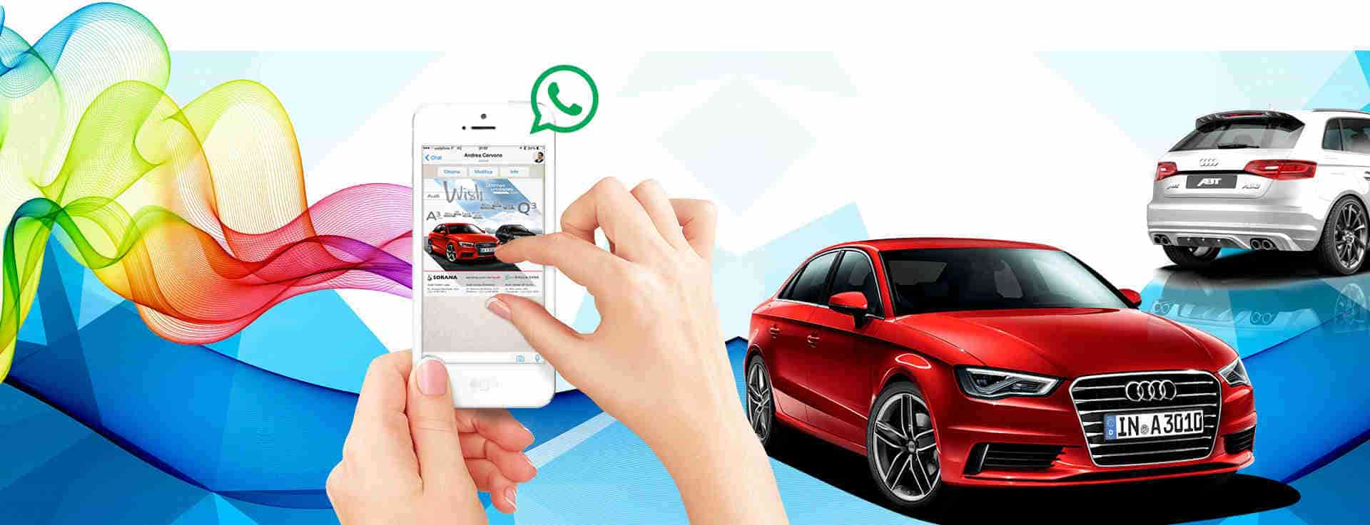 Whatsapp Marketing, Mobile Marketing, SMS Marketing